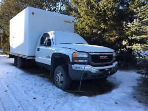 2003 Duramax. Manual Trans and 4x4, Low kms.
