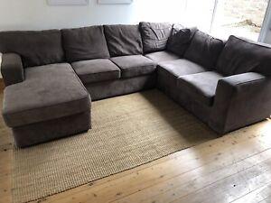 6 seater lounge