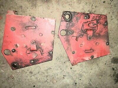 Massey Harris 44 Special Tractor Brakes Covers Shoes Right Left Sides Set Mh 44s