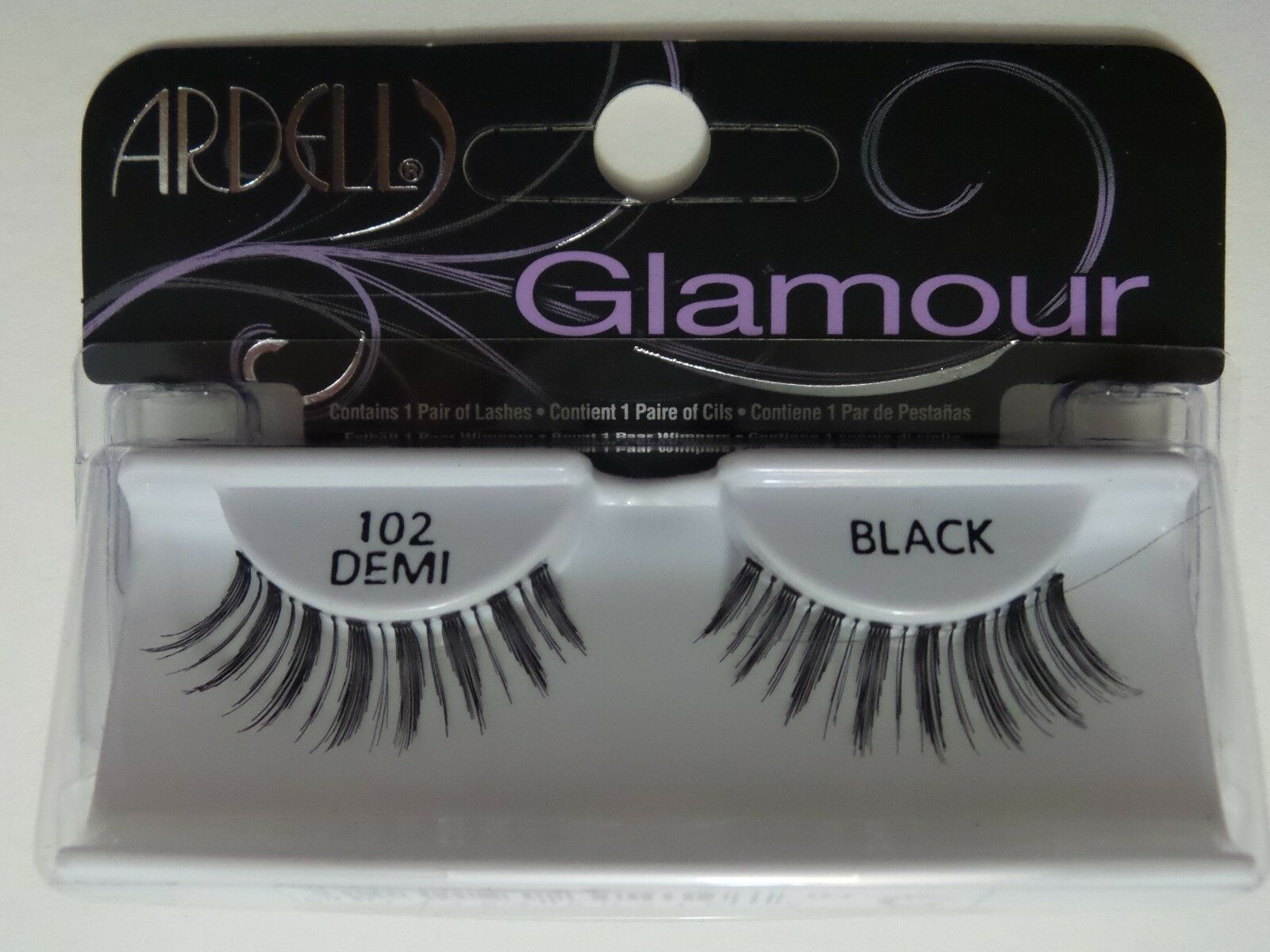 Ardell fashion lashes #101 demi 56