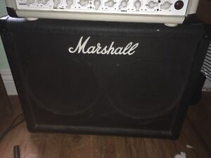 Marshall 2x12 ext Cabinet