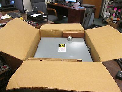 Square D Enclosed Lighting Contactor 8903lg60v0v02cr174 30a 120v Coil Used