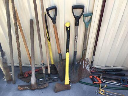 Garden tools Croydon Burwood Area Preview