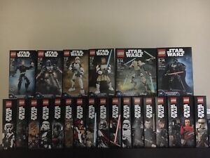 Star Wars Lego - Various