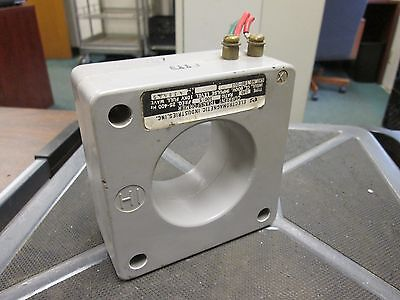 Electromagnetic Industries Current Transformer 180-101 Ratio 1005a Bil 10kv