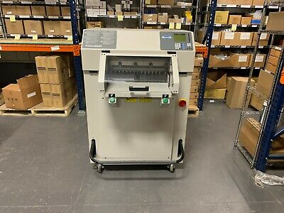 Challenge Titan 200 Programmable Hydraulic Paper Cutter - 2003 - Fully-serviced