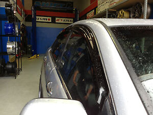 HONDA ACCORD EURO 03-07 CL9 WINDOW VISORS