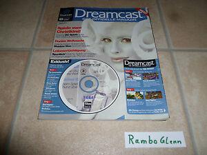 DREAMCAST 12/99 Zeitschrift Magazin Heft Sega Video Games N-Zone Maniac Gamers