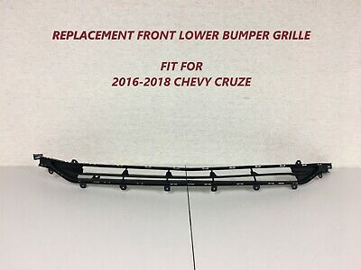 2016 2017 2018 for chevrolet cruze front lower bumper grille