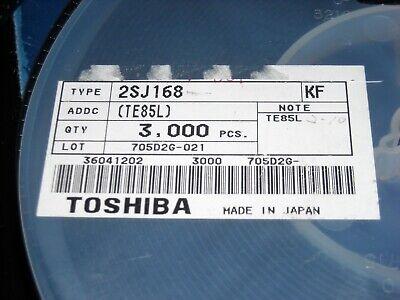 25 Pcs 2sj168te85l - Toshiba - Transistors Rf Mosfet P-ch Sm Sig Fet I
