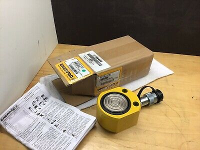 Enerpac Rsm-300 Hydraulic Cylinder 30 Ton Flat-jac 12 Stroke New In The Box.