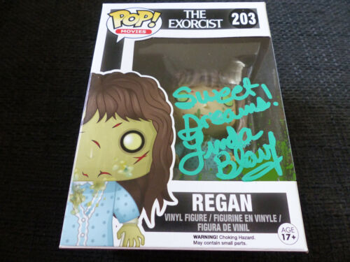 Movies #203 Vinyl Figur Funko Aufsteller & Figuren Film, Tv & Videospiele Regan The Exorcist Der Exorzist Horror Pop