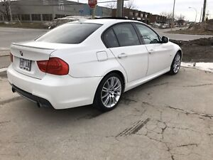 2011 335i X-Drive / M sport package