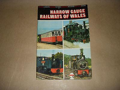 1973 NARROW GAUGE RAILWAYS OF WALES