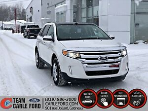 Ford Edge Limited 2014 AWD, toit panoramique, gps, cuir