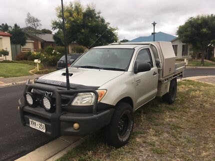 Toyota Hilux Walkley Heights Salisbury Area Preview