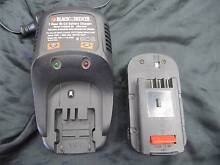 BLACK AND DECKER1 HOUR NI-CD CHARGER & 1.7AH 18V BATTERY Frankston Frankston Area Preview