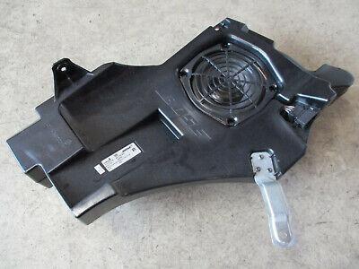 Rücksitzbankbezug Werkstattschoner Gurtführung Outdoor schwarz  Audi