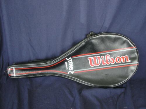 Wilson Sting 2 Graphite Large Head Tennis Racquet Case