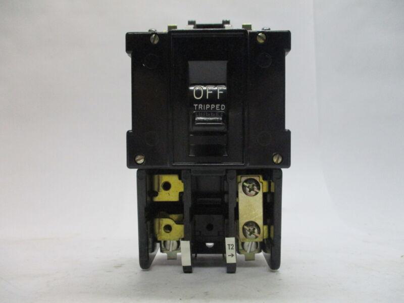 GE CR1062S2AAT1000 Series A 600V Manual Motor Starter NEMA Size M-1