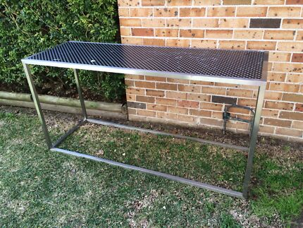Bench / display table light weight  Earlwood Canterbury Area Preview