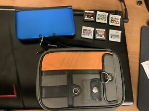3DS XL + Games