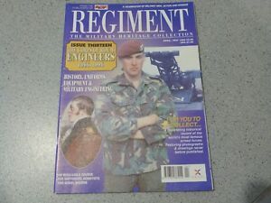 REGIMENT Magazine - Issue 13 THE CORPS OF ROYAL ENGINEERS