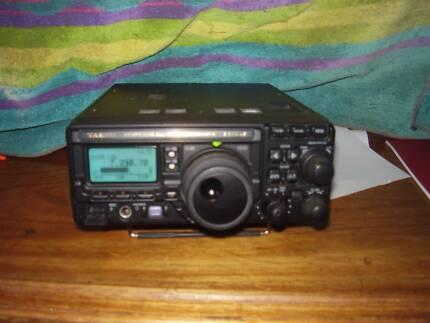 Amateur Radio YAESU HF / VHF/ UHF All Mode Transceiver FT-897