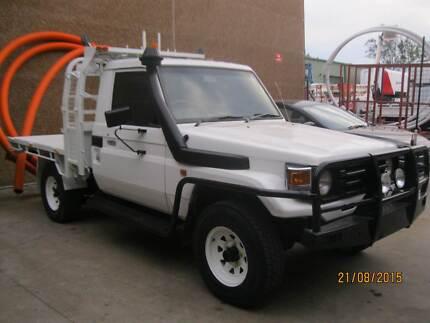 2006 Toyota LandCruiser Ute Blacktown Blacktown Area Preview