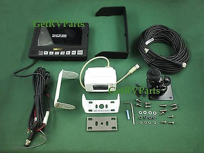 "Weldex RV Motorhome 7 "" Rear View Monitor System WDRV-7041M Cable Camera Mount"