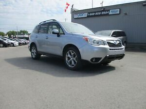 2015 Subaru Forester 2.5i Limited Package LEATHER, SUNROOF, N...