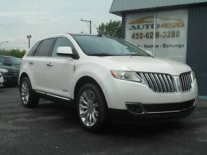 Lincoln MKX 2011 ***CUIR,MAGS,4X4***