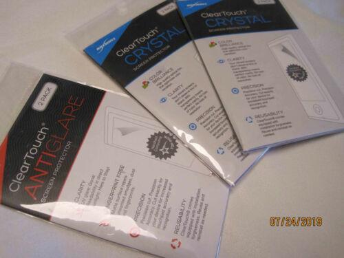 Boxwave Garmin Edge 520 Screen Protectors (3) - 2 Clear and 1 AntiGlare