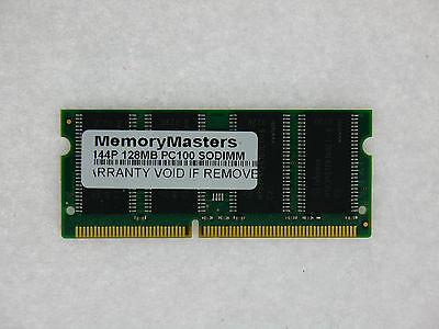 Pc100 Sdram Pc Speicher (128mb Sdram-Speicher RAM Pc100 Sodimm 144-polig 100mhz)