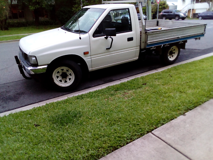 Holden Rodeo truck / utility with rwc