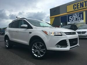 FORD ESCAPE SEL AWD CUIR GPS