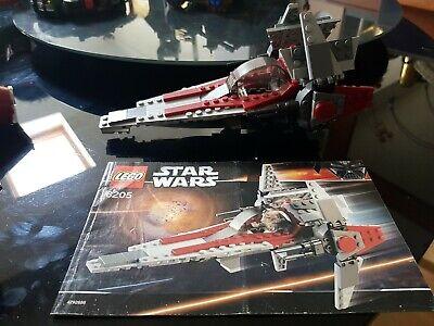 Lego Star Wars Episode III V-Wing Fighter (6205)