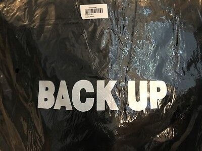 Galls Gear Back-up Tactical Police Correctional Officer Black Nylon Duty Bag