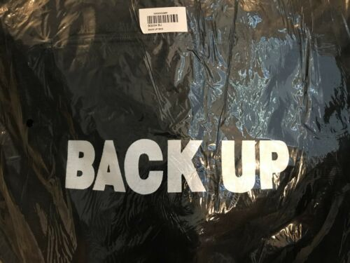 "GALLS Gear ""Back-Up"" tactical/ police/ correctional officer Black nylon duty bag"