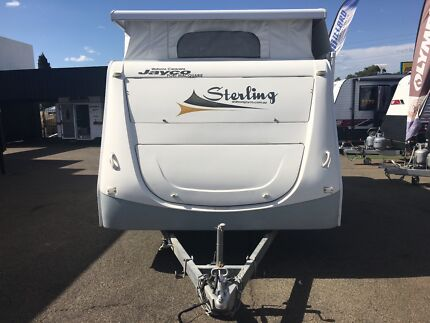2009 Jayco Sterling Pop Top with Combo Shower Toilet North St Marys Penrith Area Preview