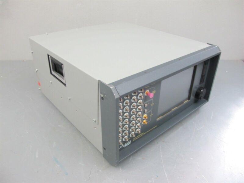 SyntheSys BitAlyzer 14400B 14.4 Gbit/Sec Parallel Digital Channel Error Analyzer