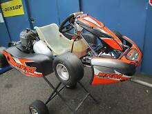 2009 BRM MAKI kart complete with all the gear!! West Ipswich Ipswich City Preview