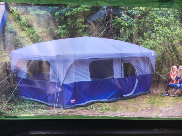 Coleman H&ton Tent- 9 Person | Miscellaneous Goods | Gumtree Australia Redcliffe Area - Margate | 1162602553 & Must sell!! Coleman Hampton Tent- 9 Person | Miscellaneous Goods ...