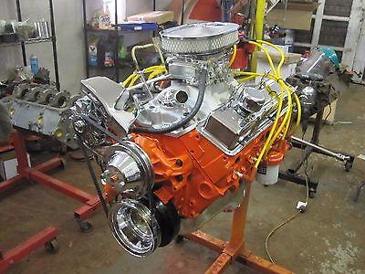350  Engine Complete  Chevrolet Camaro Corvette Nova Chevelle