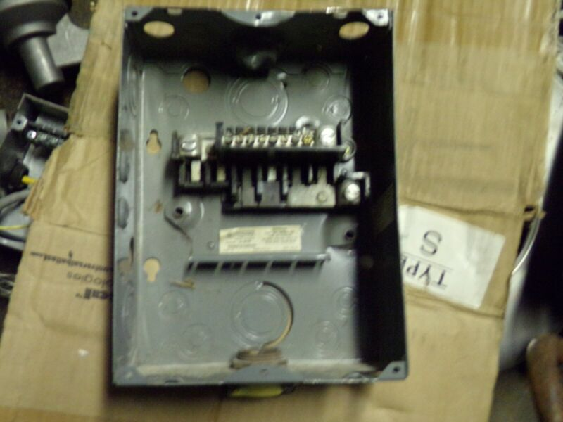 Square D B2688 Partial Enclosure Electrical Box *FREE SHIPPING*