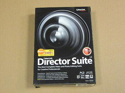 CyberLink Director Suite v2 10000639 mit Rechnung inkl. MwSt.