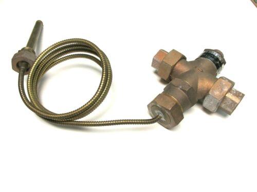 Sterlco Valve Temperature Control & Assembly Cat# 152-F Range 130°-170° .. WD-44