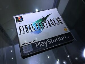 Final Fantasy VII (7) PS1 Paradise Campbelltown Area Preview