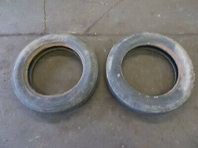 John Deere Unstyled L Front Tires Firestone 500-15 Free Shipping