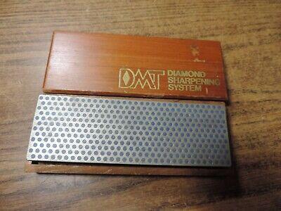 DMT  DIAMOND SHARPENING SYSTEM KNIFE SHARPENER Blue Dmt Diamond Sharpening System
